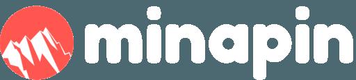 Minapin logo wide